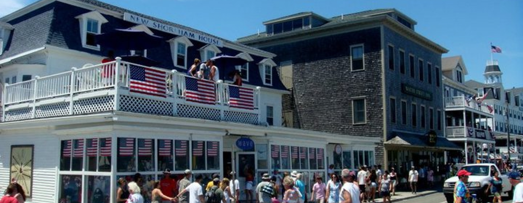 Block Island Midweek For Less Than $100 A Day!
