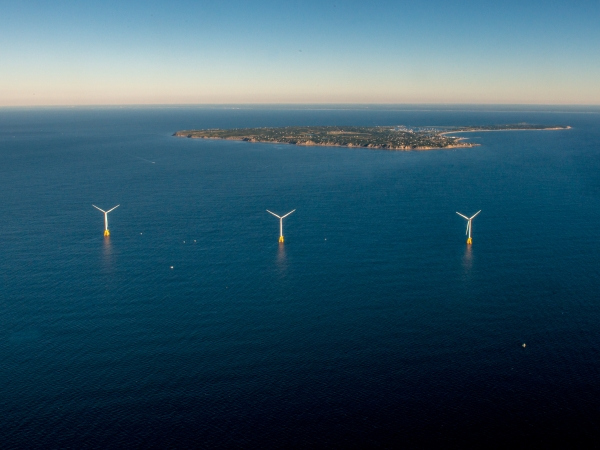 Block Island Wind Farm Tour